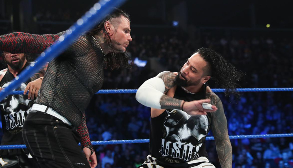 WWE SmackDown 2019年4月10日比赛视频