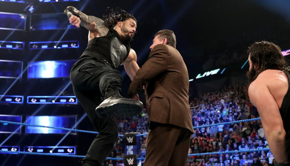 WWE SmackDown 2019年4月17日比赛视频
