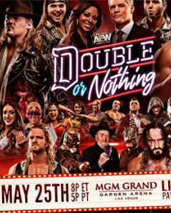 AEW 《Double or Nothing》