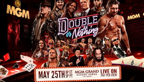 AEW 《Double or Nothing》比赛视频