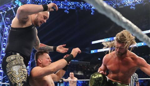 WWE SmackDown 2019年12月28日比赛视频