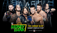 Money in the Bank 2017比赛视频