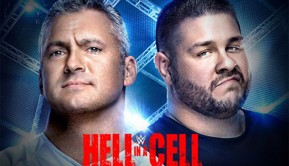 Hell in a Cell 2017比赛视频