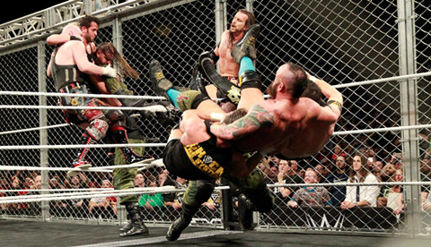 WWE NXT TakeOver: WarGames 比赛视频