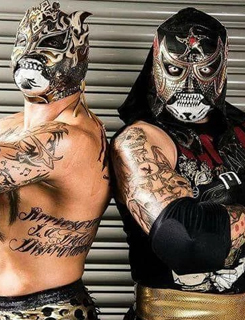 (Lucha Brothers)