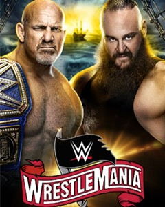 WWE Wrestlemania 36 第1日