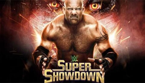 WWE Super Show-Down 2020比赛视频