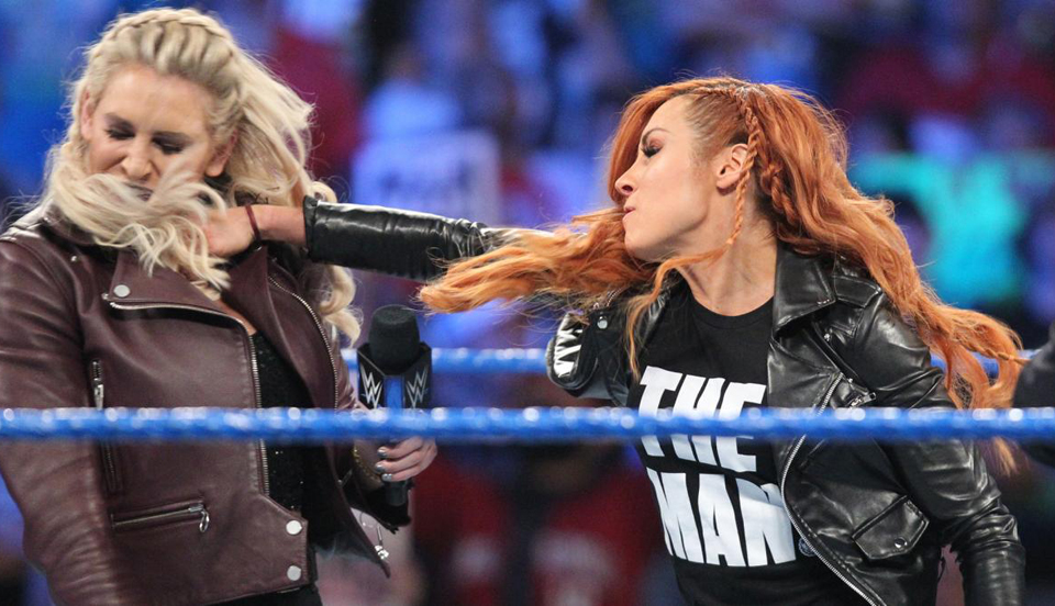 WWE SmackDown 2019年1月30日比赛视频