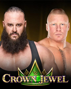 WWE Crown Jewel 2018