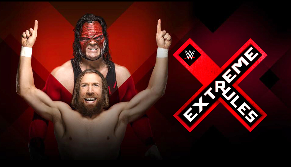 Extreme Rules 2018比赛视频